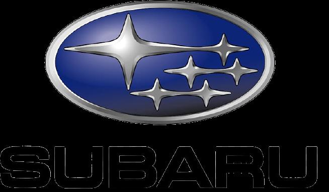 Subaru window sticker