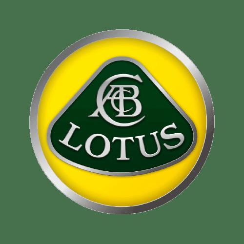 Lotus window sticker