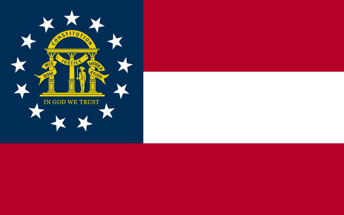 Georgia License plate lookup