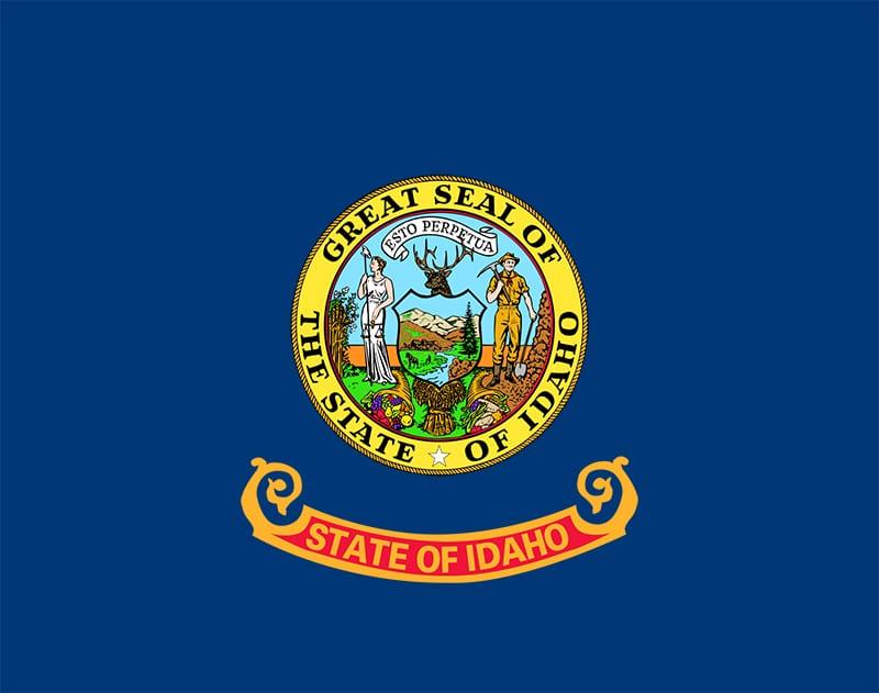 Idaho License plate lookup